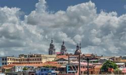 santiago de cuba_vista catedral