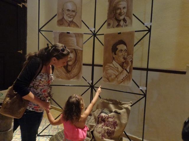 Exposición Casa Dranguet. Foto tomada del Portal de la Oficina del Conservador de la Ciudad de Santiago de Cuba